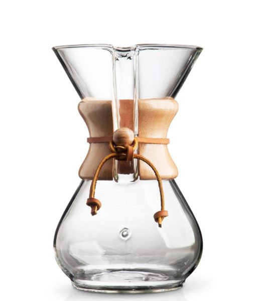 Chemex 6cup back
