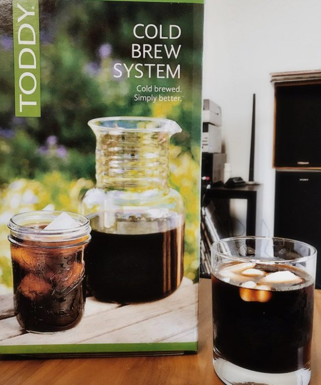 Driven Coffee Toddy Cold Brew