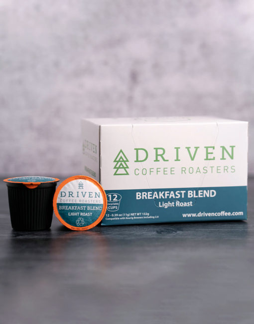 Driven Coffee KCups