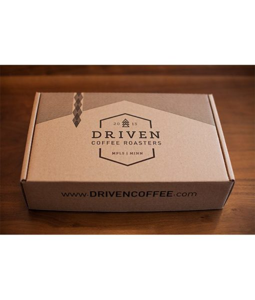 Driven Coffee Gift Box