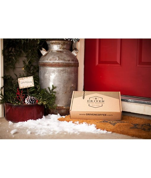 Driven Coffee Holiday Gift Box