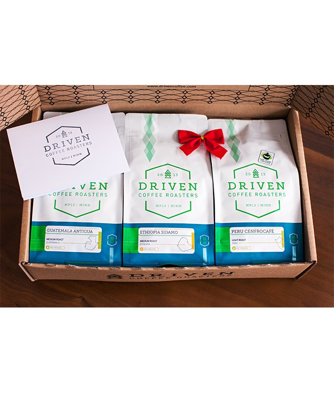 Single Origin Sampler Gift Box