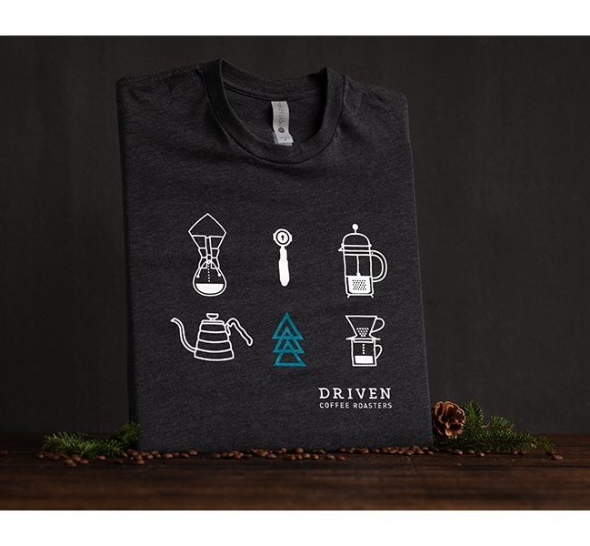 Brew Methods Tee