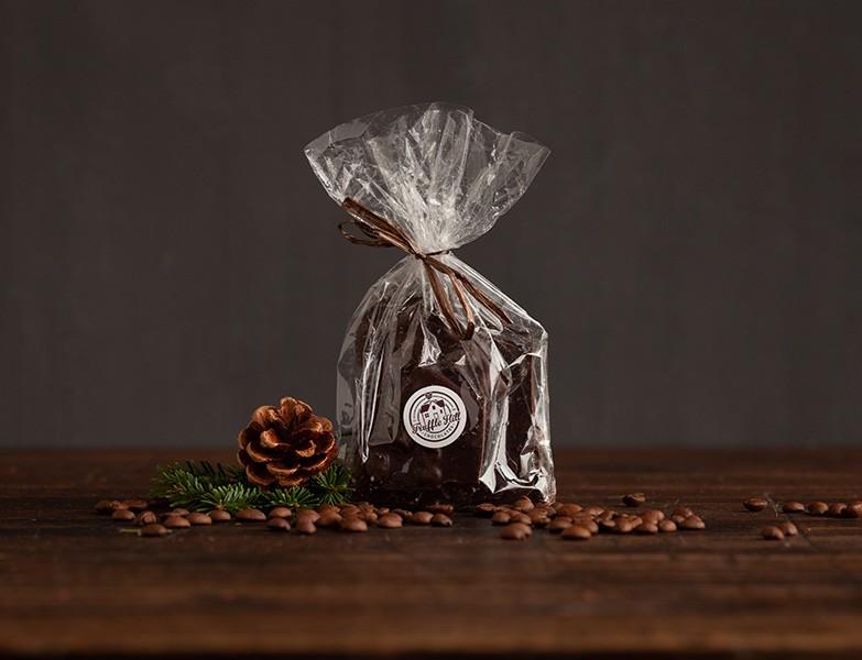 Dark Chocolate Espresso Bark
