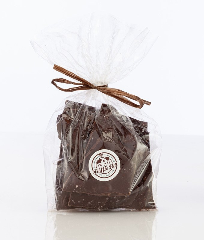 Sea Salt Dark Chocolate Espresso Bark