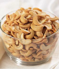 Roasted Cashew Halves