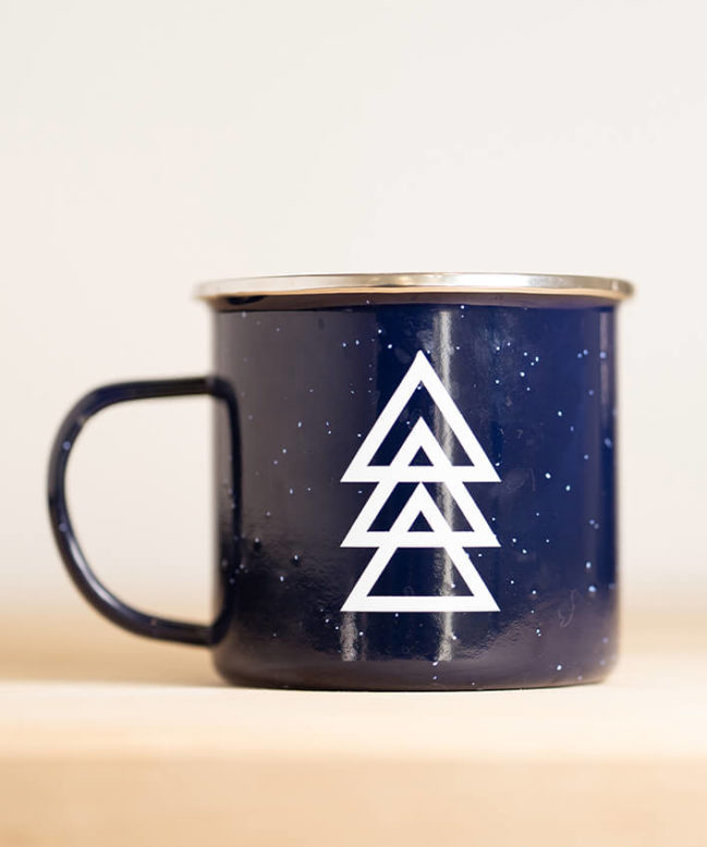 The Camper Mug Back