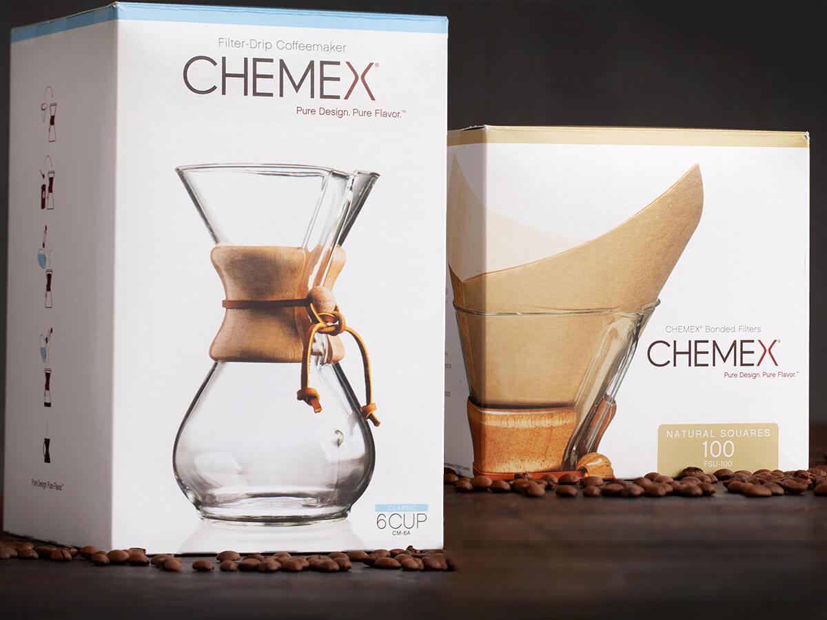 Chemex Filters Package