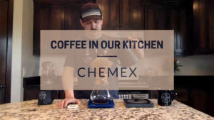 Coffee in our Kitchen Chemex