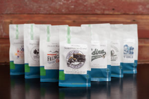 Fundraising Coffee Bags