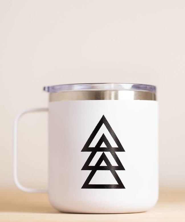The Traveler Mug Back