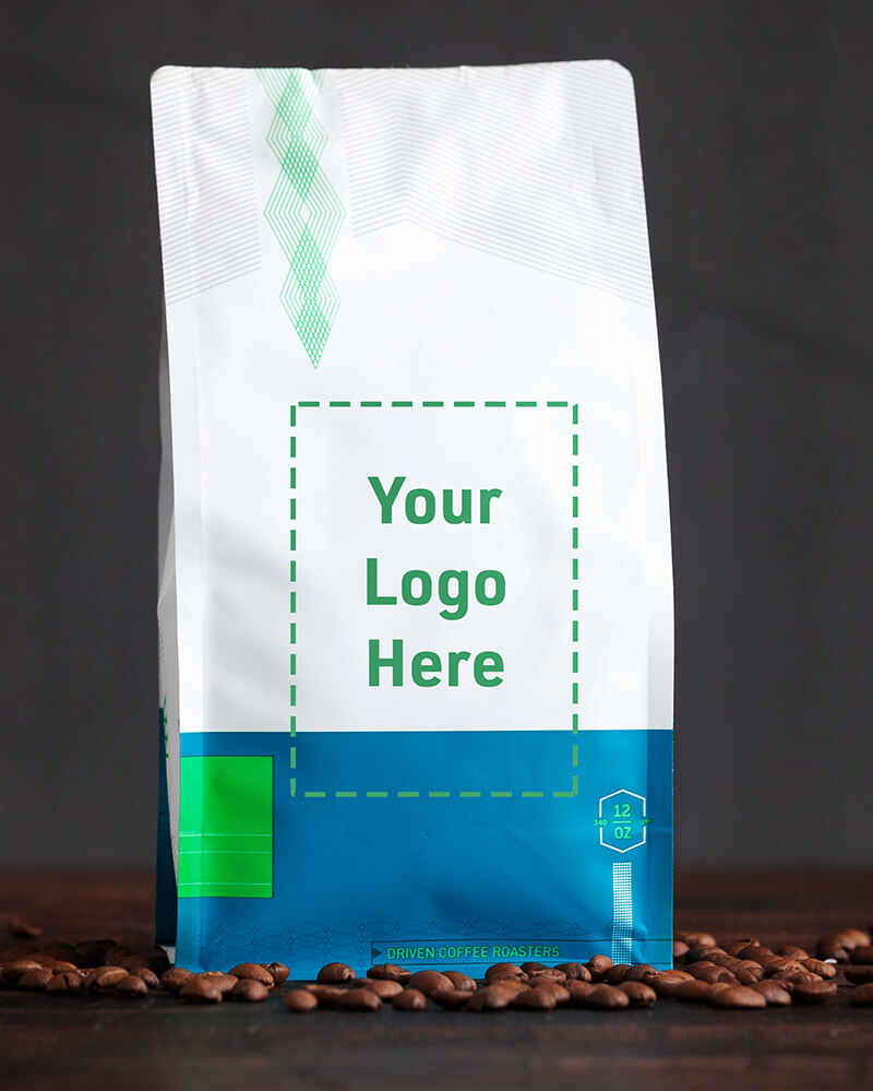 Coffee Fundraiser Sample Bag