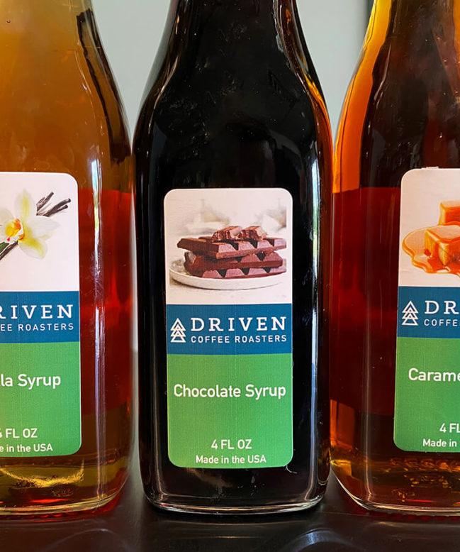 Driven Craft Syrups