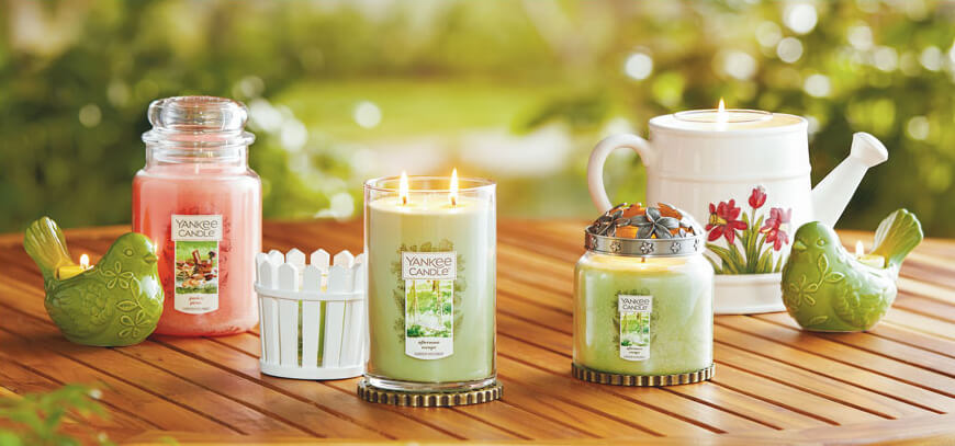 Yankee Candle Fundraising Products
