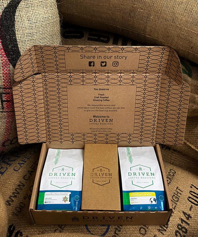 2 bag coffee subscription