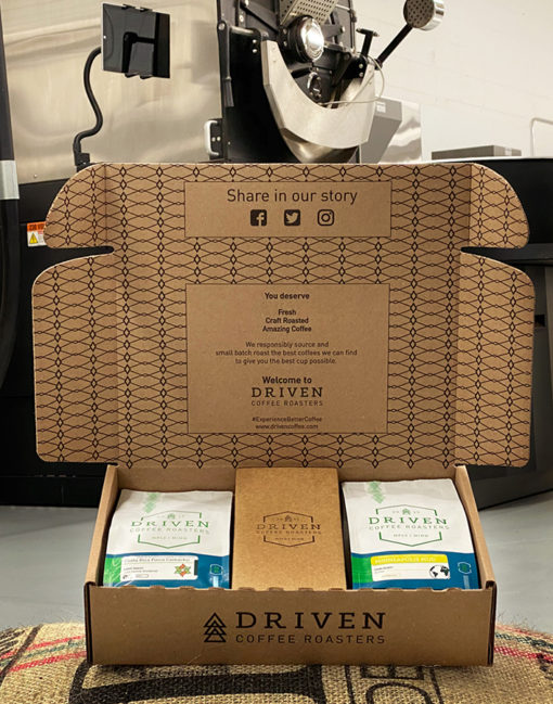 2-bag coffee subscription roastery