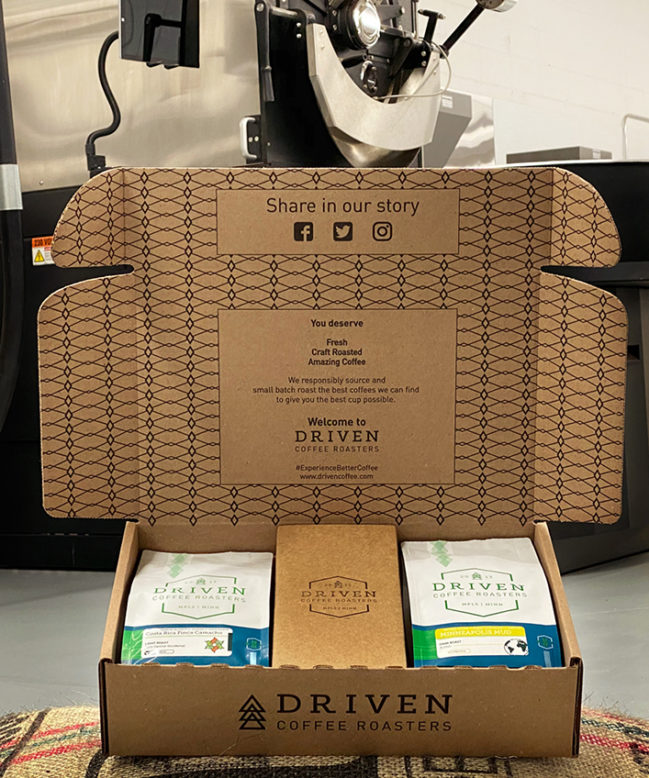 2-bag coffee subscription roastery
