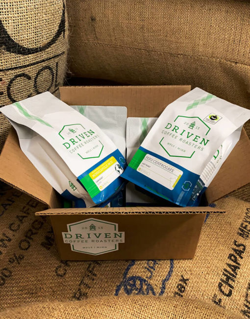 4 bag coffee subscription