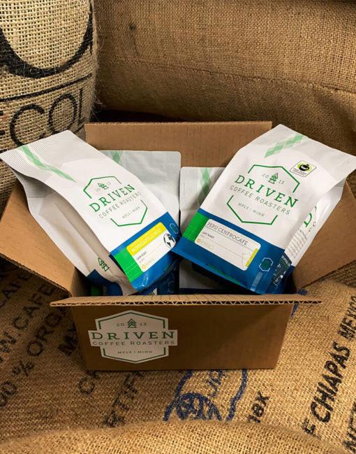 4 bag coffee subscription