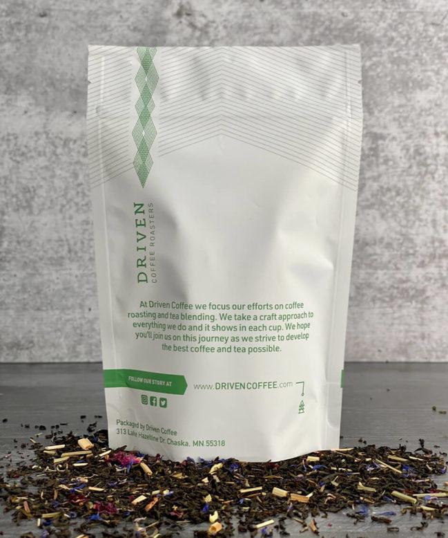 Prairie Passion Tea Ingredients