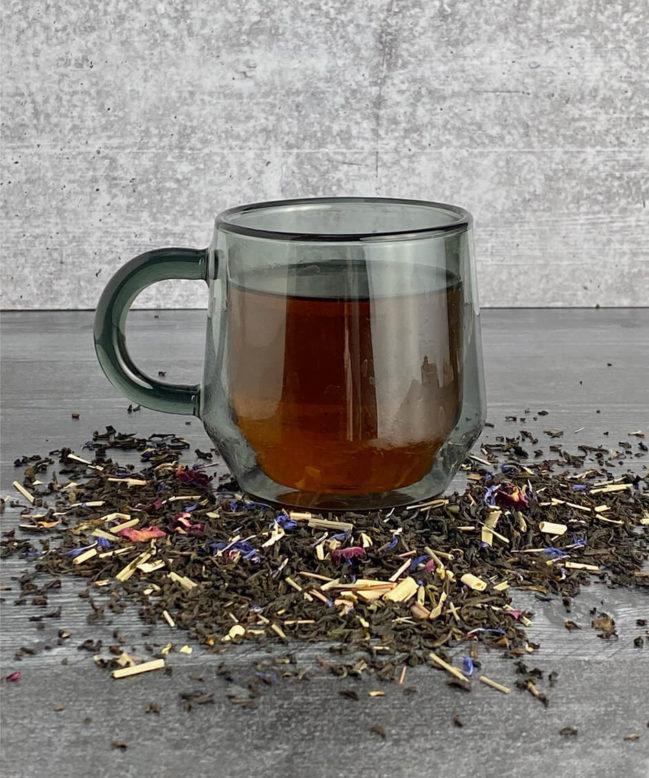 Prairie Passion Tea Hot