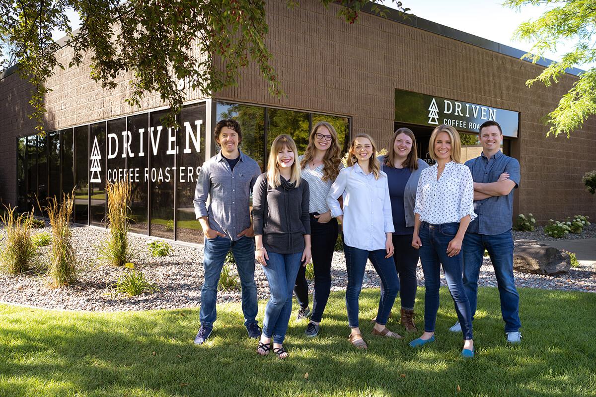 Driven Coffee Team