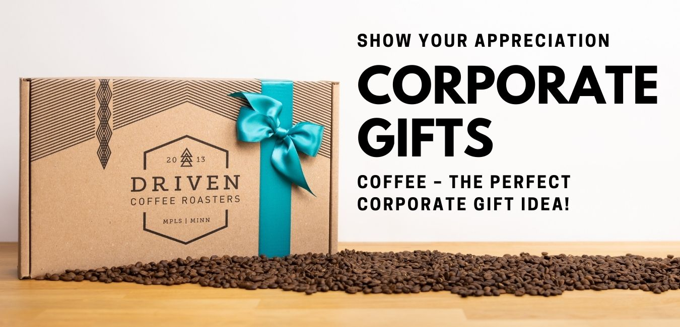 Corporate Gifts Driven Coffee